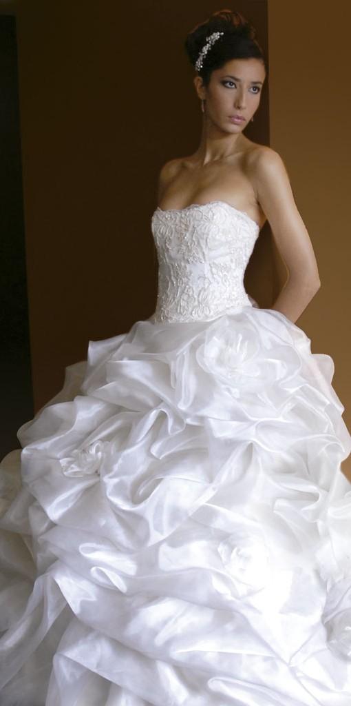 vestidos noiva princesa