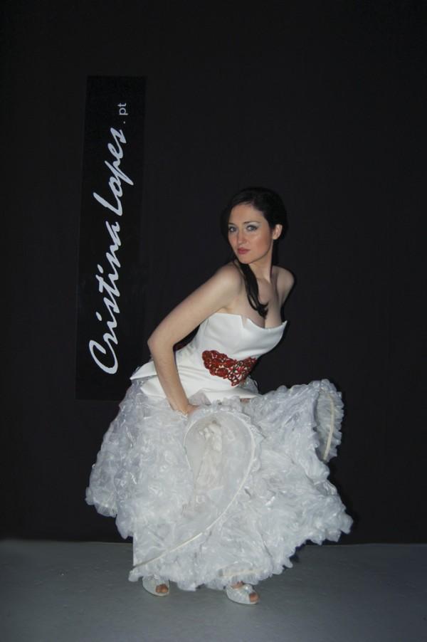Vestido Noiva Curto