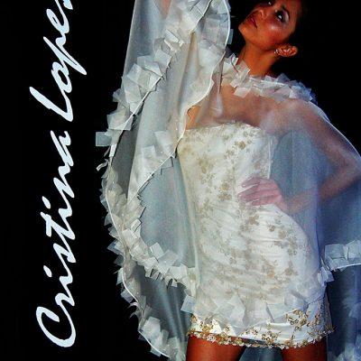 Vestido Noiva Mini