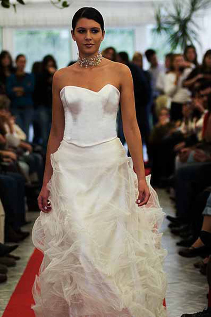 Vestido de Noiva para casamentos