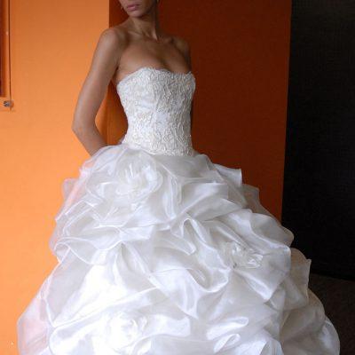 Vestido Noiva Princesa